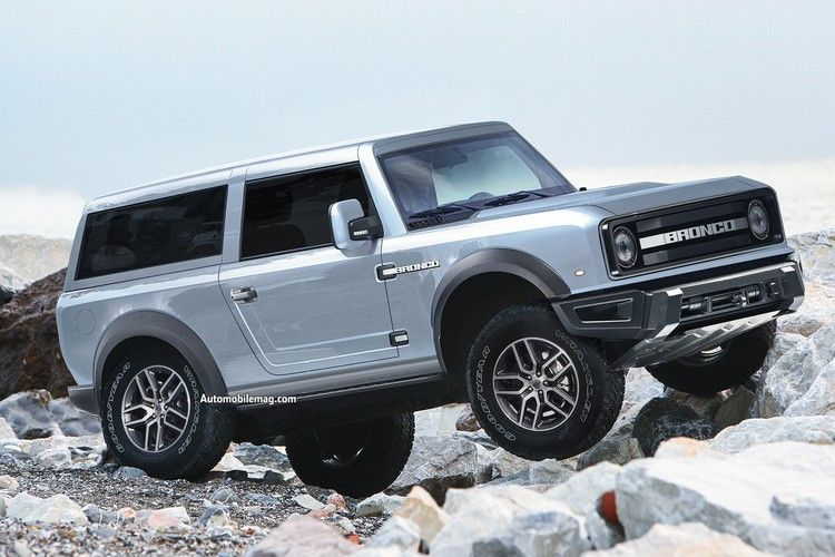 The New 2021 Ford Bronco What We Know Automobile Ford Bronco Classic Ford Broncos Bronco