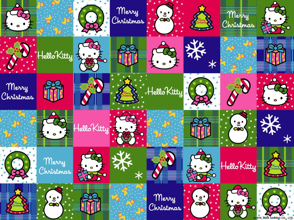Xmas Stuff For > Hello Kitty Christmas Wallpaper Iphone