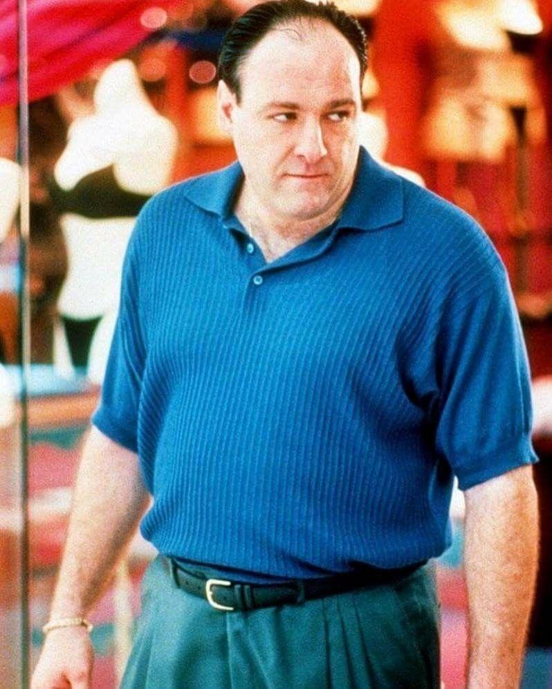 Sopranos Sopranos Pinterest Tony Soprano Tv Shows And Mafia