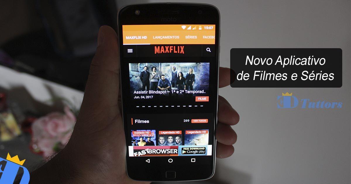 Maxflix Hd Apk Aplicativo Para Assistir Filmes E Series No
