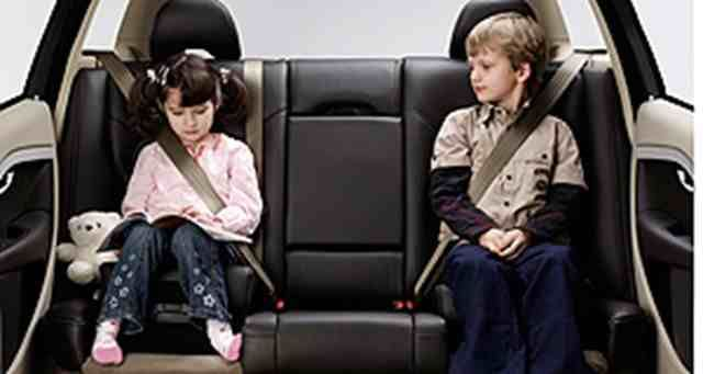 Many parents are unsure of when to start using a booster seat, what ...