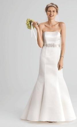 Waist Detail Wedding Dress Trends Preowned Wedding Gowns Wedding Dresses