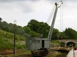 Image result for steam crane