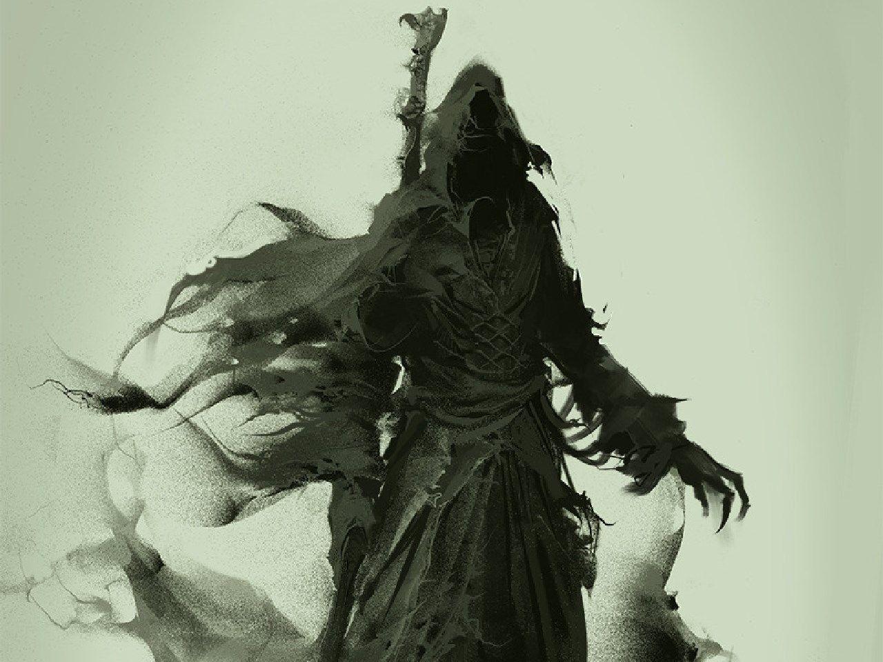 Grim Reaper Wallpaper Grim reaper, Dark wallpaper