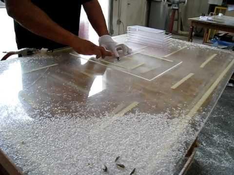 Plastic Fabrication - Plexiglass Fabrication: Bending Plexiglass, Line Bending Plexiglass