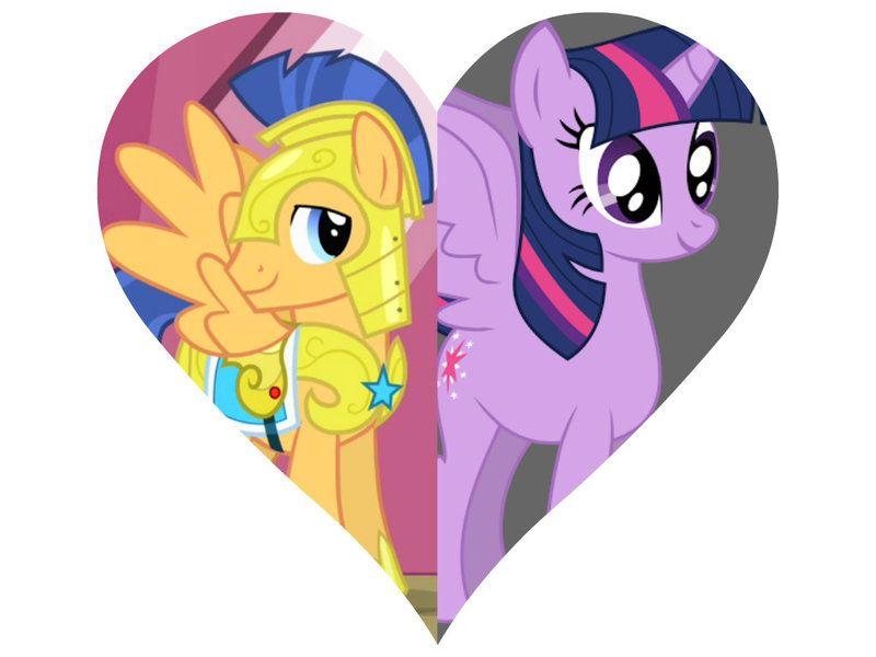 My Little Pony: Princess Twilight sparkle♡Flash Sentry ... |My Little Pony Friendship Is Magic Twilight Sparkle And Flash Sentry