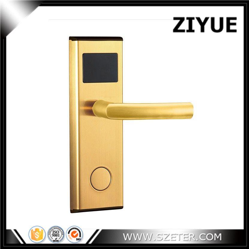 Professional Digital Electronic Promotion Electronic Hotel Card Reader Door Lock Et100rf G Hotel Card Hotel Door Locks Hotel Lock