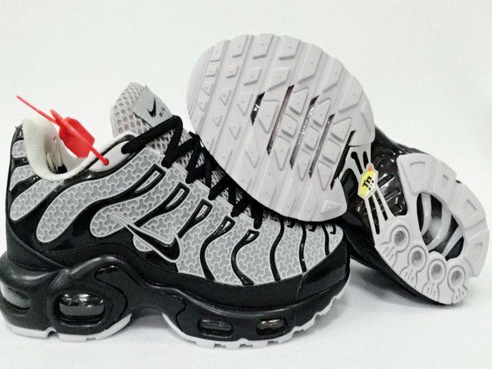 bc5a9272c82 ... france men nike air max plus tn ultra light grey black shoe 9893b 12c6f