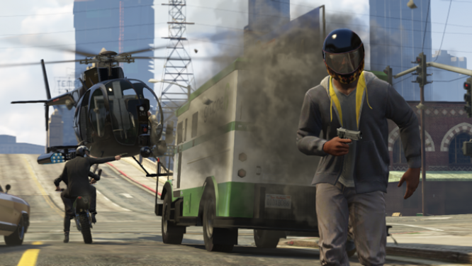 gta 5 the game to play