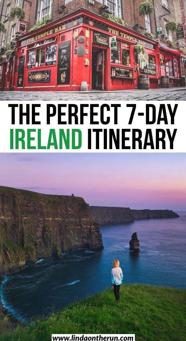 The Ultimate 7 Day Ireland Itinerary - Linda On The Run
