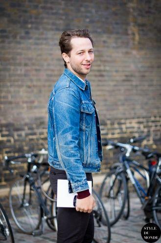 STYLE DU MONDE / London FW SS2014: Derek Blasberg  // #Fashion, #FashionBlog, #FashionBlogger, #Ootd, #OutfitOfTheDay, #StreetStyle, #Style
