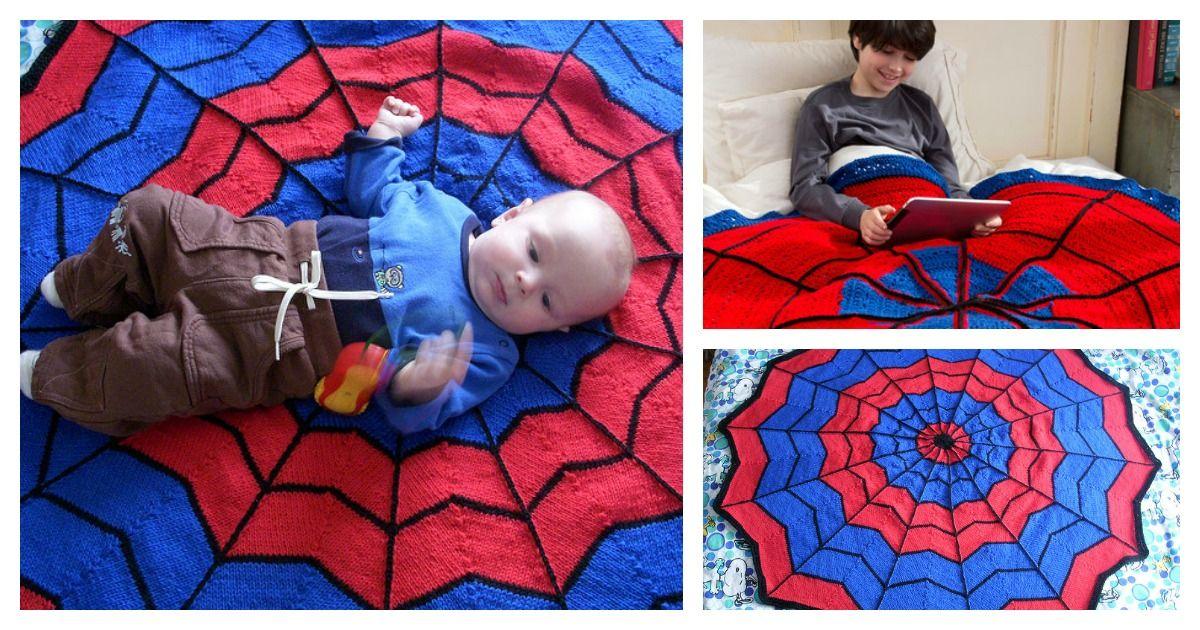 Snowflake Crochet Afghan with Free Pattern & Video Tutorial