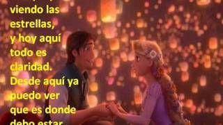 Enredados Veo En Ti La Luz Letra Tangled Movie Disney Songs Disney Princess Films