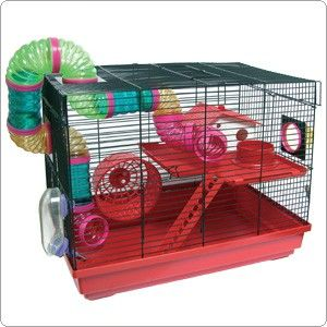 Jaula para hamster Hamsterland 4
