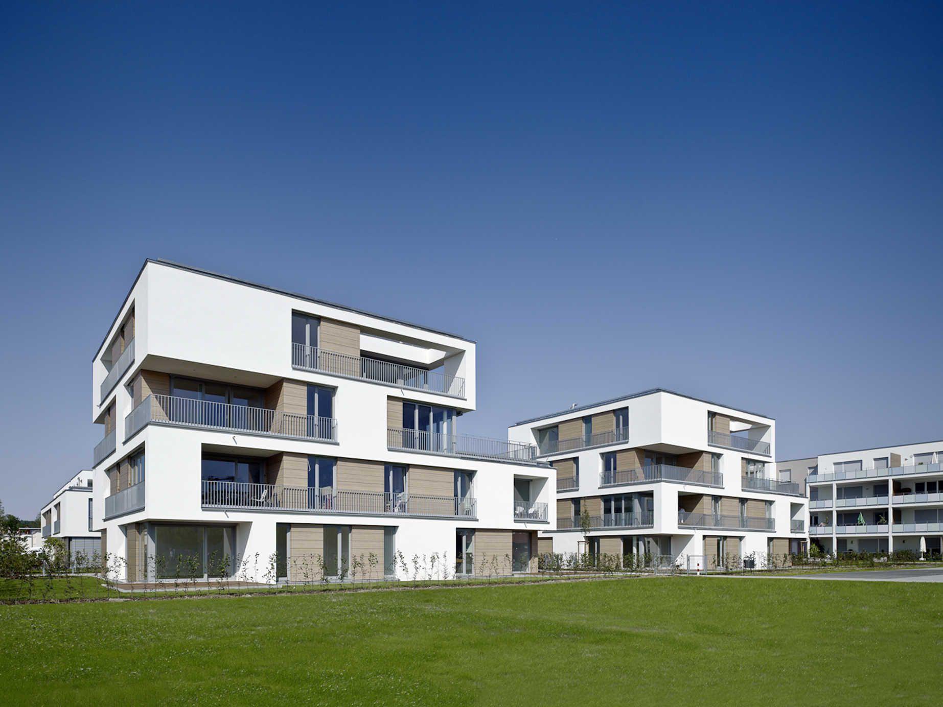 Parco residenziale fourside trespa projets essayer for Stili di arredamento interni