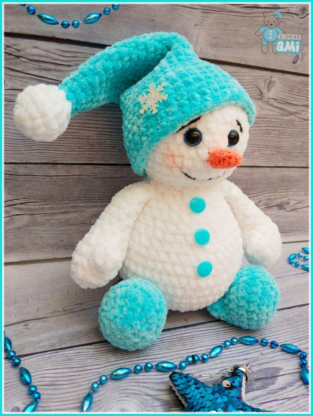 FREE PATTERN   Merhaba sevgili amigurumi severler,   Bu sevimli kardan adamı Rusça tarifinden çeviri yaptım   Yaklaşık 25 cm.   bu güzel t... #amigurumi