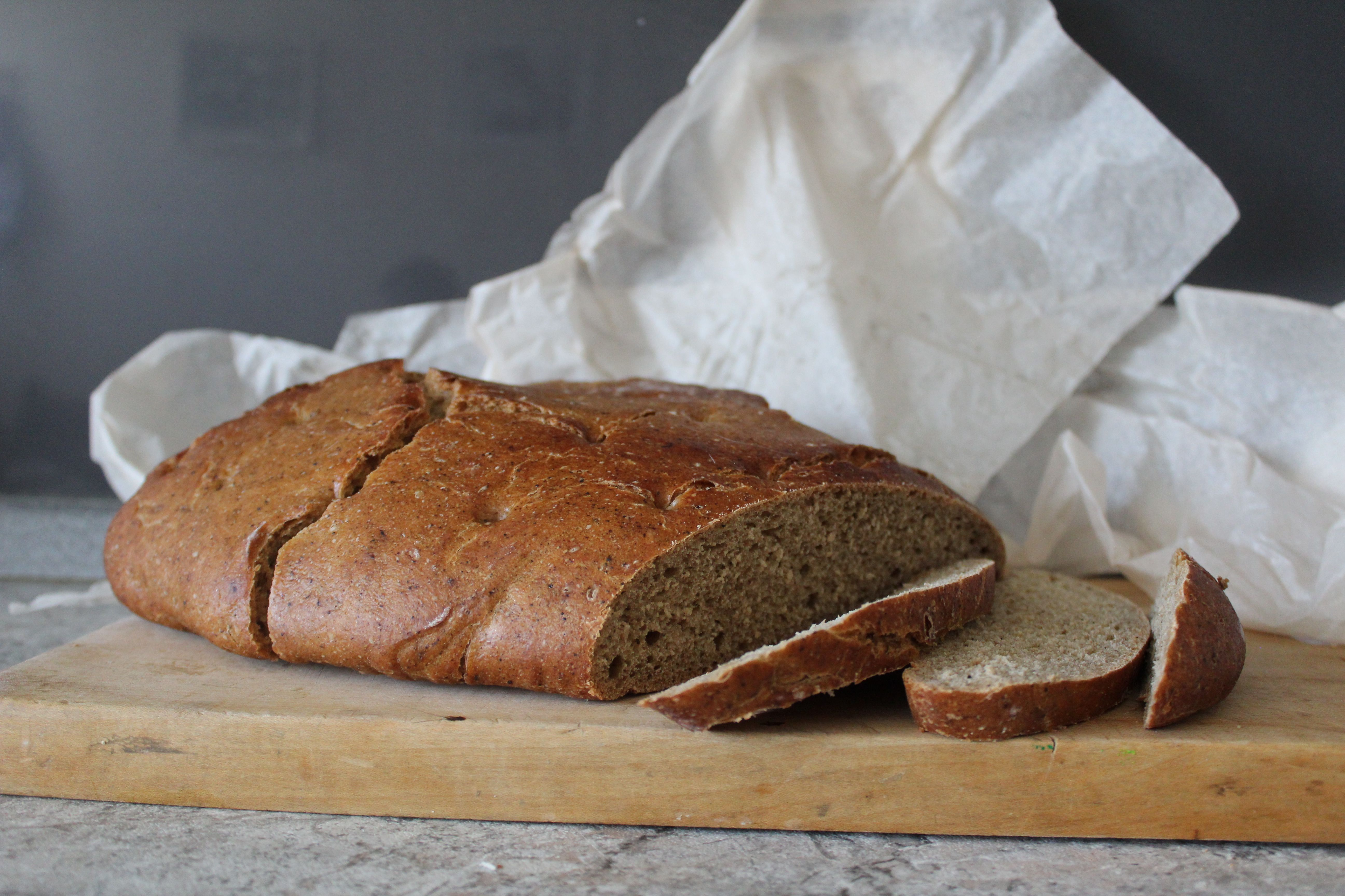 Фитнес хлеб полезный рецепты с фото