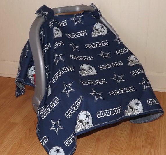 Dallas Cowboy Car Seat Cover