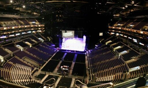 Demi Lovato Staples Center Los Angeles Ca Demiworldtour 27 09 2014 Staples Center Los Angeles Hollywood City Of Angels