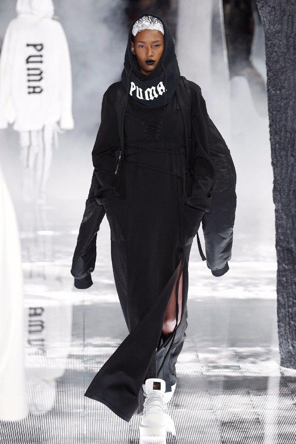 puma by rihanna collection x fenty label