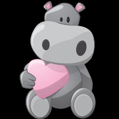 hippo cartoon images - Google Search   Vízilóóó   Pinterest ...