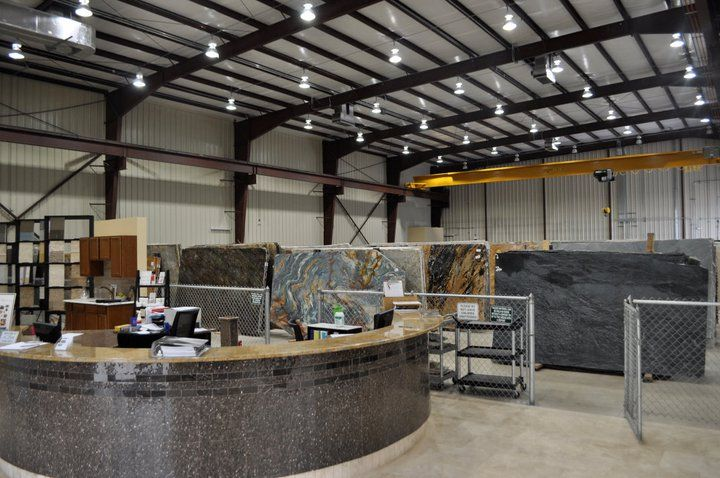 Only Air Conditioned Slab Warehouse And Showroom In San Antonio