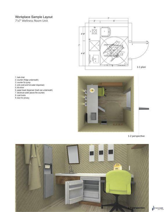Workplace Lactation Room Lactation Room Nursing Room Room