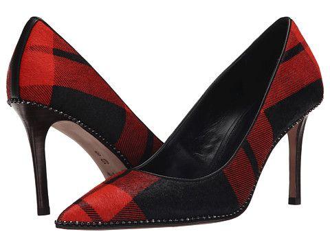 Womens Shoes COACH Tamera Black Haircalf