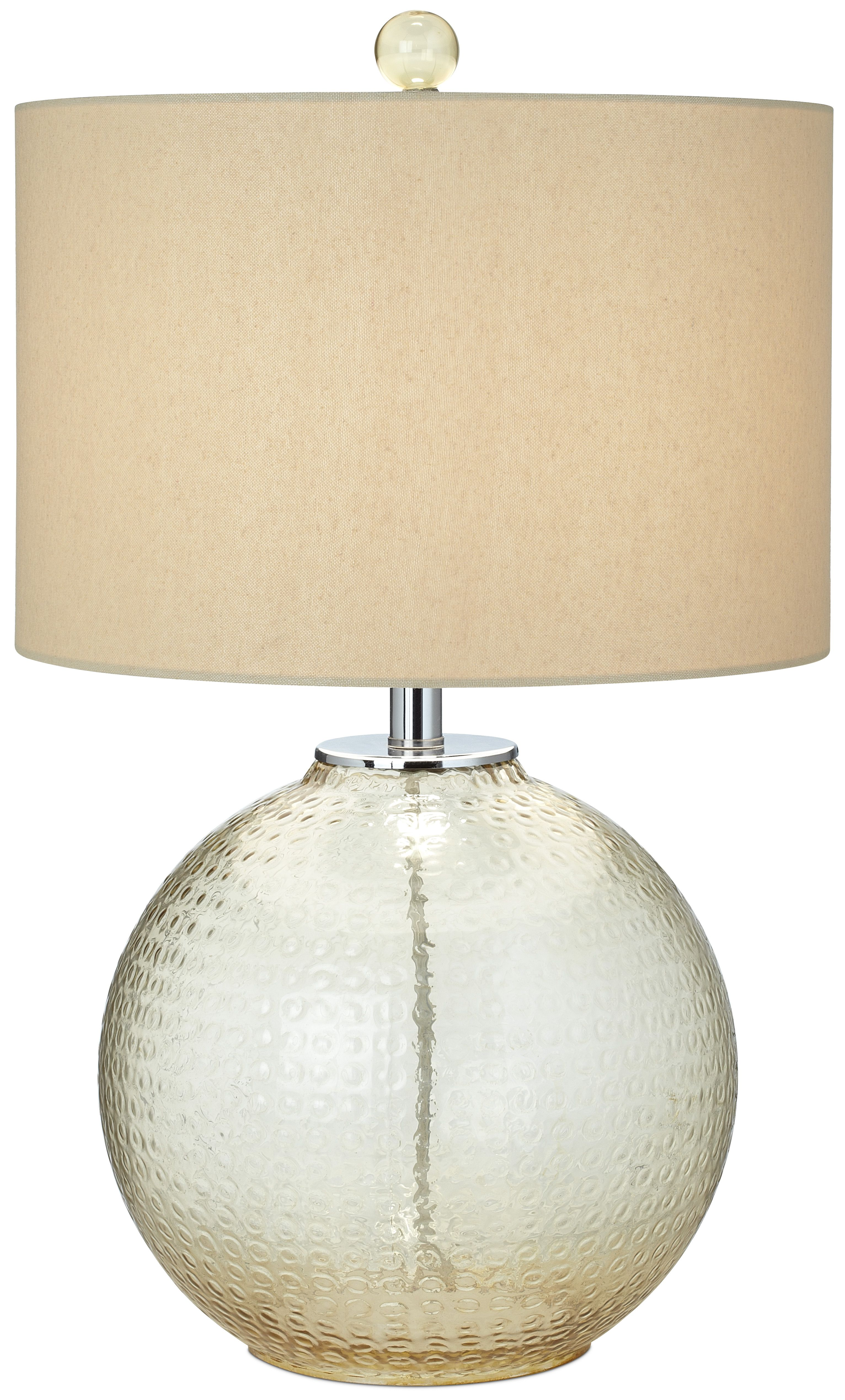 The simple design of the oculus table lamp from pacific coast the simple design of the oculus table lamp from pacific coast lighting features a round glass aloadofball Images
