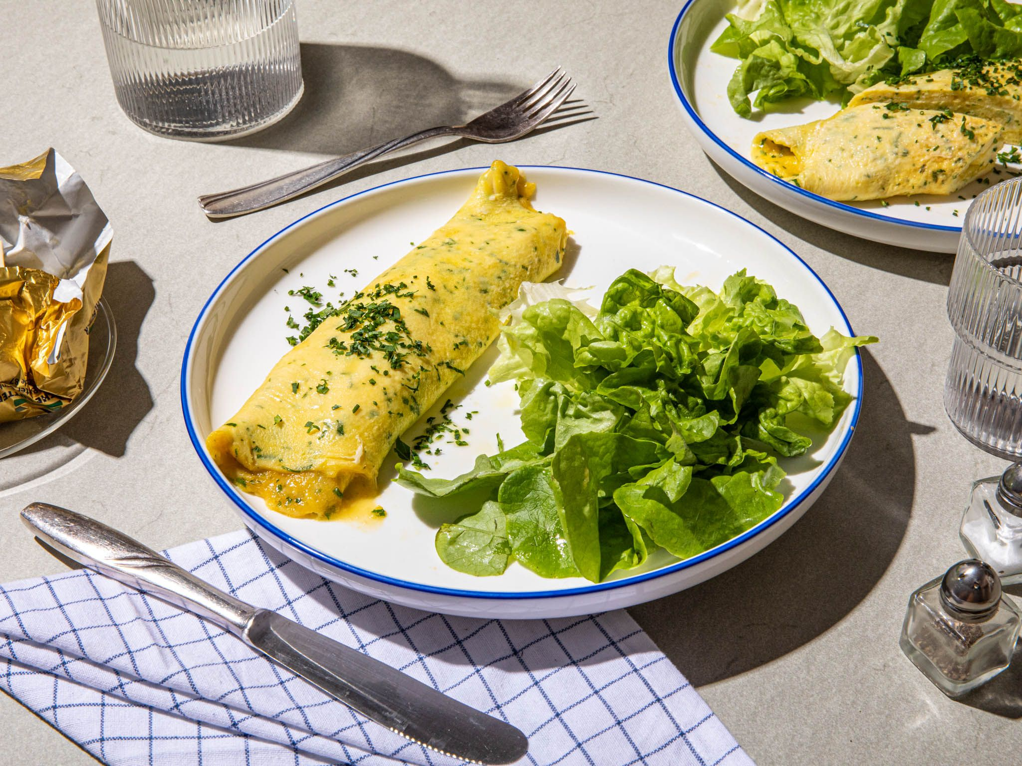 Classic French Omelette Kitchen Stories Recipe And Video Recipe French Omelette Egg Dishes Breakfast Spinach And Feta