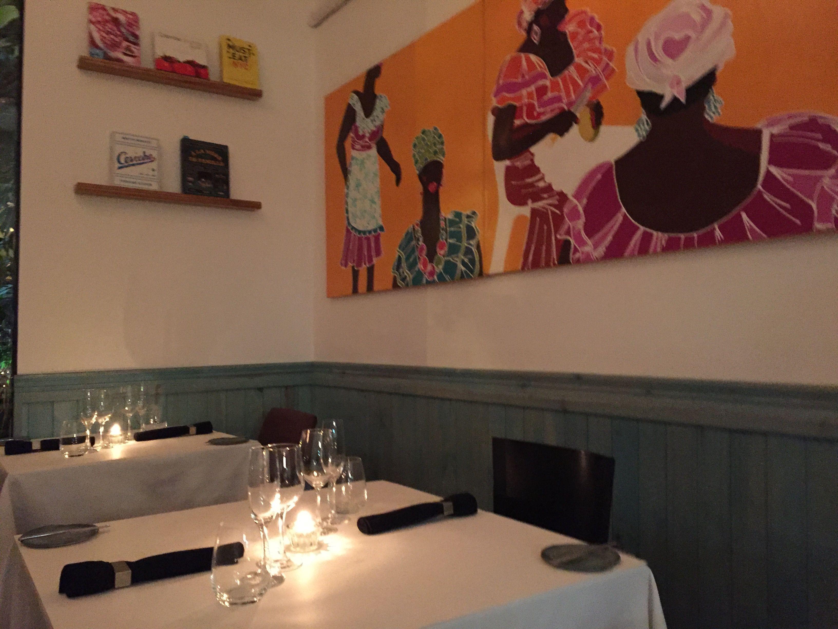 iLatina, Buenos Aires Latin american cuisine, American