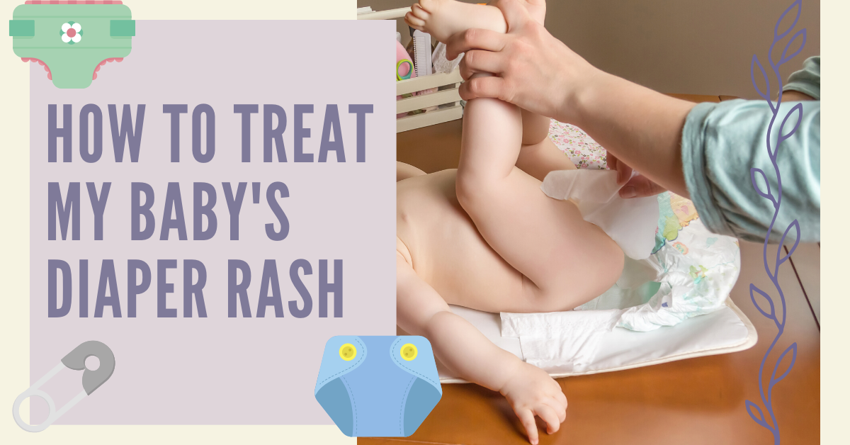 How to Treat My Baby's Diaper Rash?