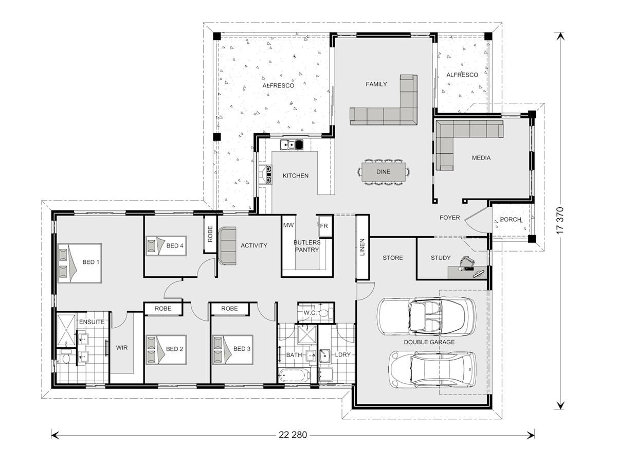 House plans and prices sunshine coast