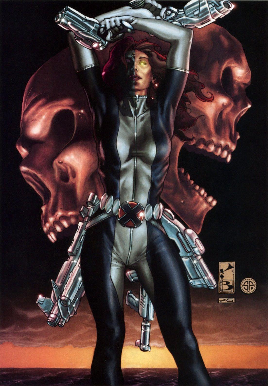Dark X-Men - Mystique by Simone Bianchi *