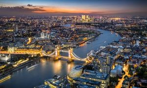 Groupon - ✈ 6-Day London Trip w/ Airfare from Gate 1 Travel. Price per Person Based on Double Occupancy (Buy 1 Groupon/Person). in DoubleTree by Hilton Hotel London - Chelsea. Groupon deal price: $799