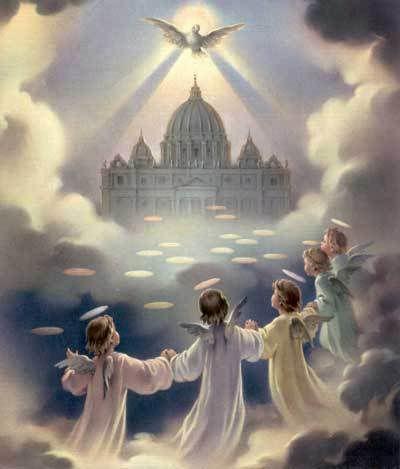 I Saw Heaven Angels In Heaven Holy Spirit Angel
