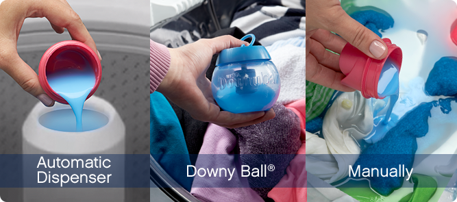How To Use Liquid Fabric Softener Downy Liquid Fabric Softener Fabric Softener Dispenser Downy Fabric Softener