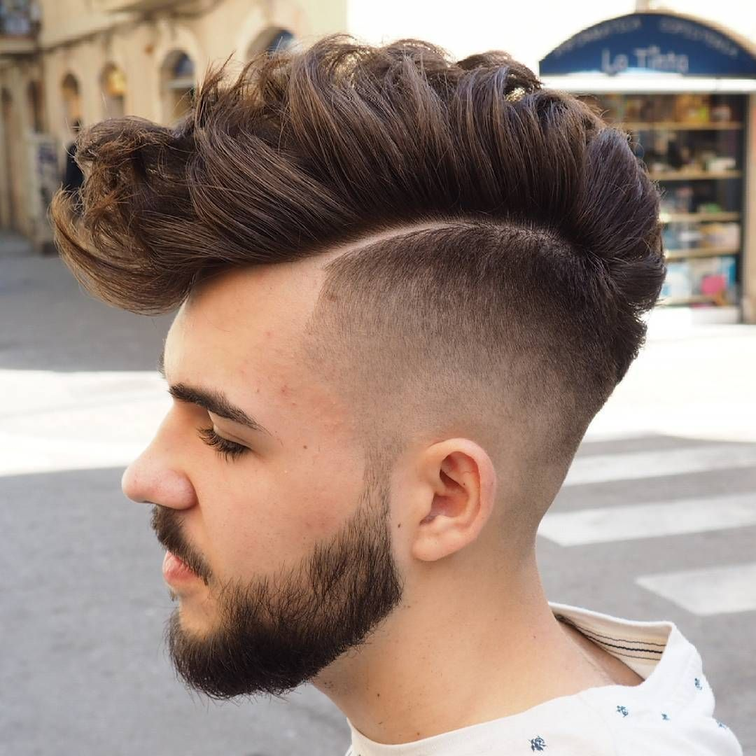 Haircut for men mohawk asiatische fohawkfrisur  neu frisuren   pinterest