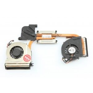 608378 001 Hp Envy 14t 1000 Laptop Cooling Thermal Heatsink And
