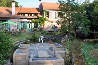 Vente Propriétés Avec Gîtes Et Chambres Du0027hôtes En Bourgogne