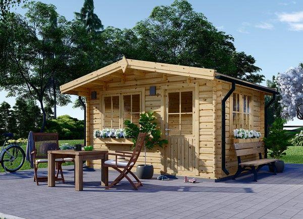 Abris De Jardin En Bois Pas Cher Qualite Au Meilleur Prix En 2020 Amenagement Jardin Cailloux Abri De Jardin Jardins En Bois