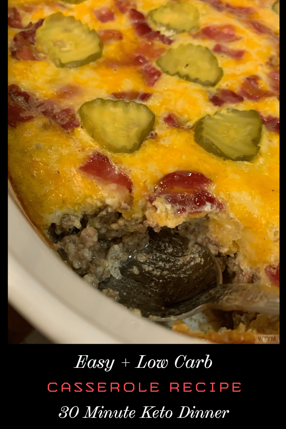 The Keto Ground Beef Casserole Recipe That Vicki Gunvalson Needed To Save Her Sanity Recipe Food Recipes Ground Beef Casserole Beef Casserole