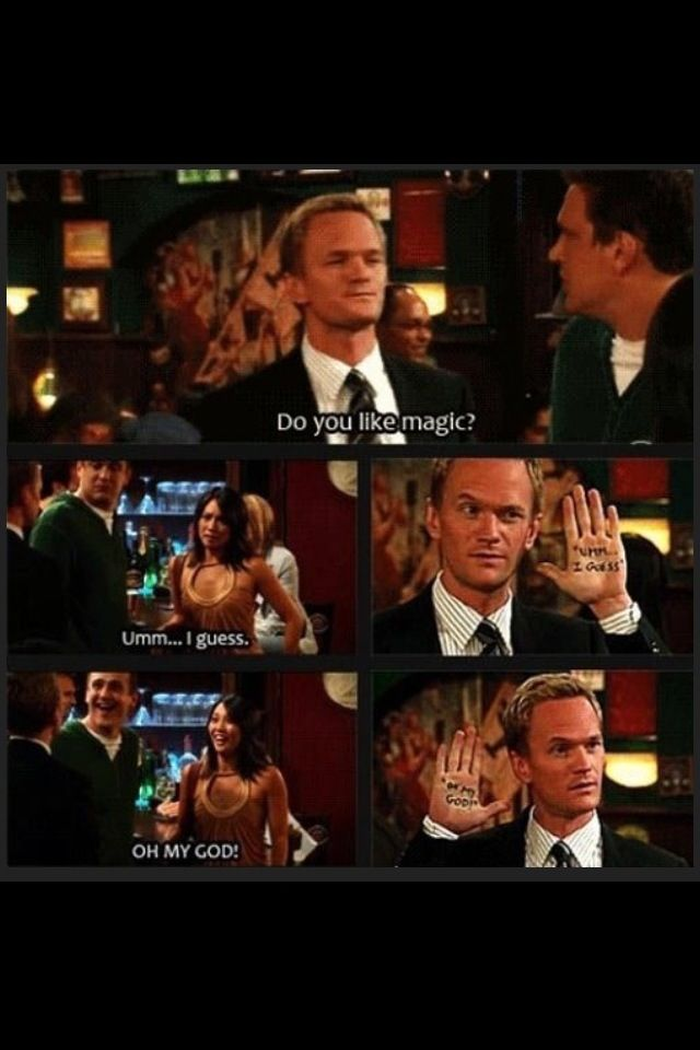 How I Met Your Mother funny quotes.