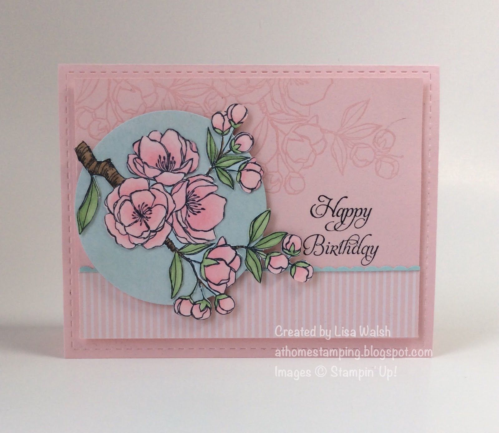 At Home Stamping: Indescribable Gift for the Paper Players