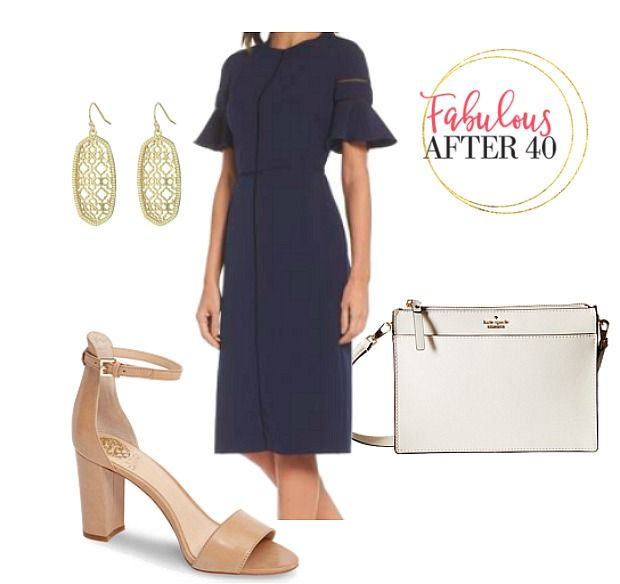 608c9554b What to wear to a christening over 40 when you're the Godmother | Fabulous  After 40