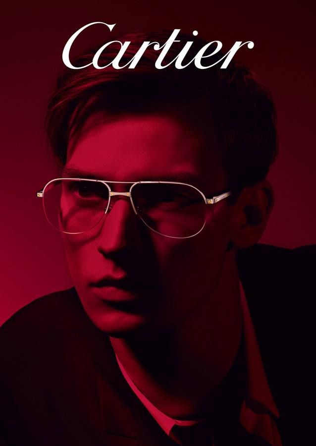 d27dd3b90f Cartier eyewear fall winter campaign eyewear adv pinterest jpg 638x900 Cartier  sunglasses 2013