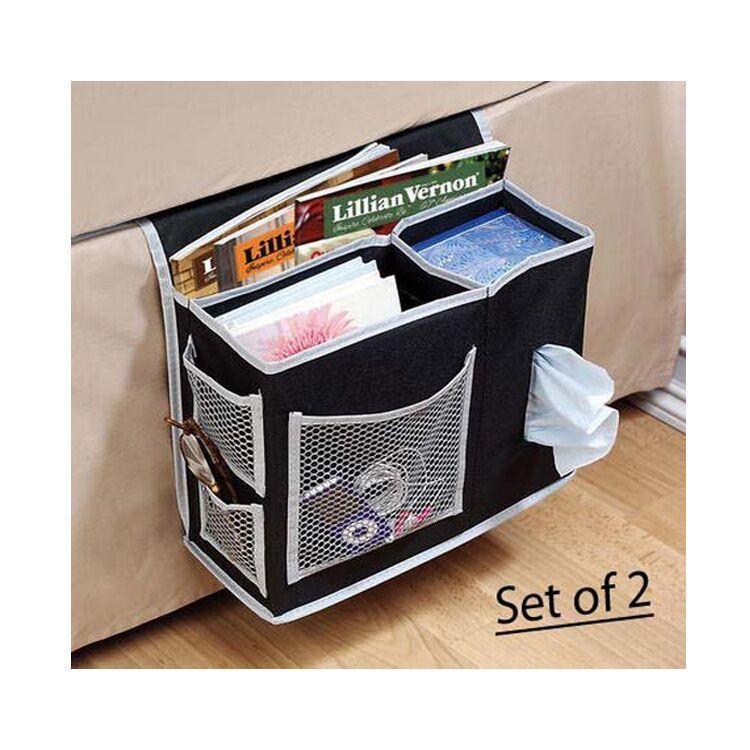 Hot Sale Bedside Storage Bag Hang Sundries Magazines