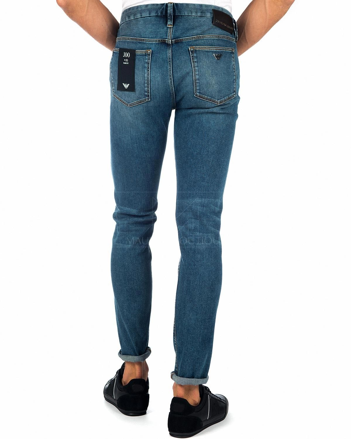 979b801d3 Emporio Armani Jeans J00 Slim Fit - 1DGCZ | clothing and outfits ...
