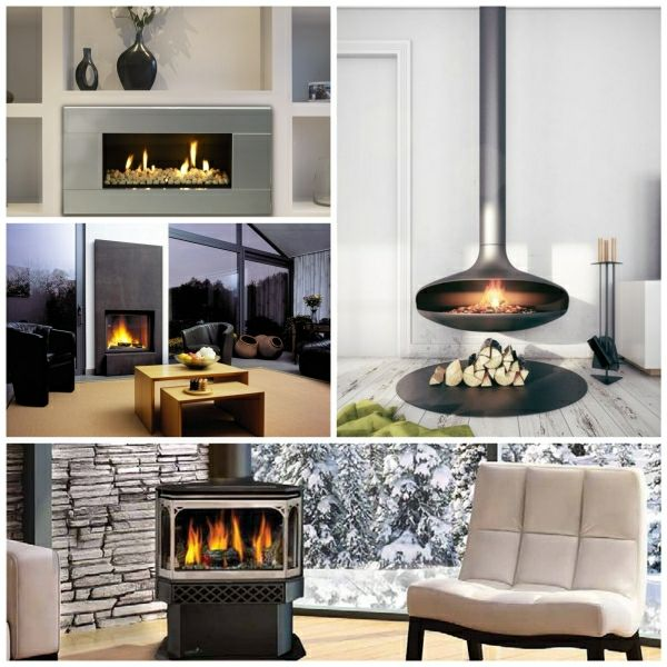 einrichtungsideen kamin gas feuerstelle terrasse. Black Bedroom Furniture Sets. Home Design Ideas