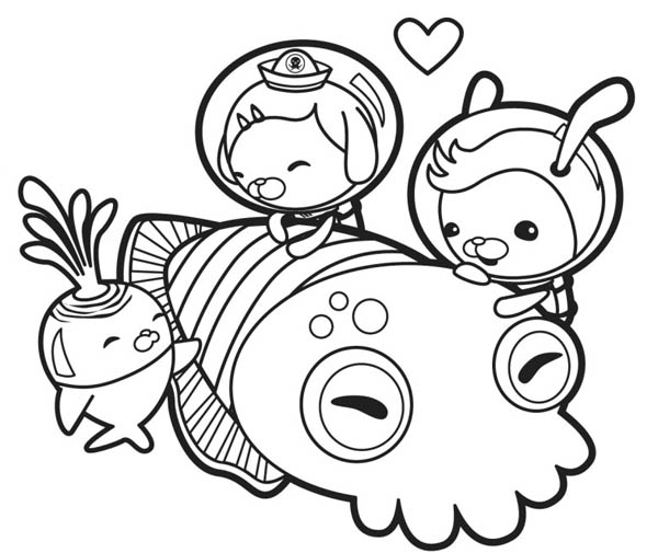 The Octonauts Meet Giant Squid Coloring Page Download Print Online Coloring Pages For In 2020 Kids Printable Coloring Pages Coloring Pages For Kids Coloring Pages
